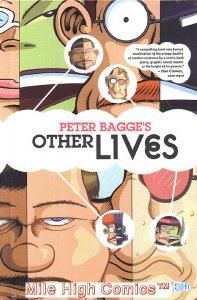 OTHER LIVES HC (2010 Series) #1 Near Mint