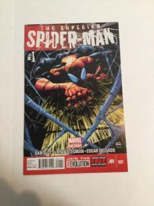 Superior Spider-Man 1 NM Near Mint