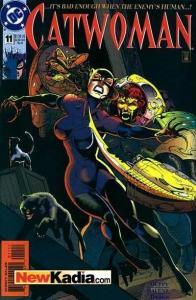 Catwoman (1993 series) #11, NM- (Stock photo)