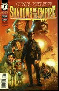 Shadows of the Empire #1 - NM - Part 1 of 6 (1996)
