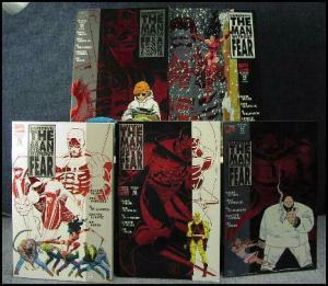 DAREDEVIL MAN WITHOUT FEAR 1-5,Miller,Romita retell the entire story