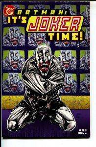 Batman: It's Joker Time!-Bob Hall-Book 1-Paperback