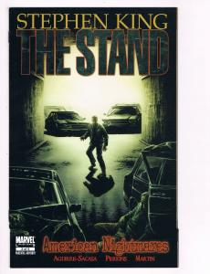 The Stand American Nightmares  # 3 Marvel Comic Books Great Issue Modern Age S41