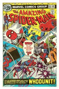 Amazing Spiderman 155