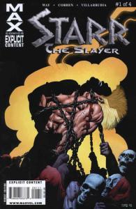 Starr the Slayer #1 FN; Marvel | save on shipping - details inside
