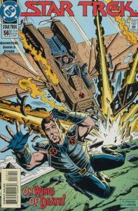Star Trek (4th Series) #56 VF/NM; DC   save on shipping - details inside