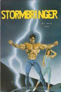 Stormbringer #1, VF+ (Stock photo)