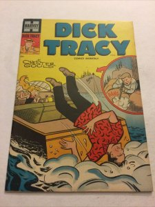 Dick Tracy Comics Monthly 82 Nm- Near Mint- Harvey Comics