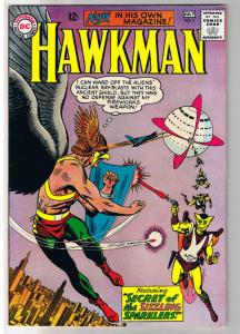 HAWKMAN #2, VF+, Murphy Anderson, 1964, Nuclear blasts, more in store