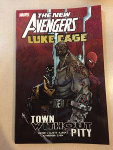 New Avengers Luke Cage Town Without Pity Tpb Marvel