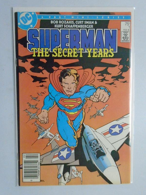Superman The Secret Years #1, 8.0/VF (1985)