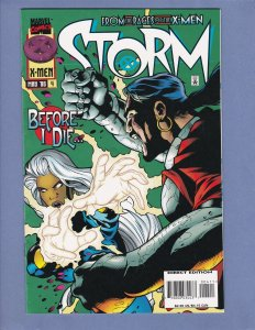 Storm #4 NM- Marvel 1996