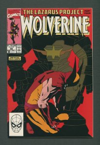 Wolverine #30  / 9.2 NM-  (1988 1st Series)