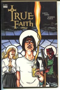 True Faith-Garth Ennis-1997-PB-VG/FN