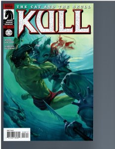 Kull: The Cat and the Skull #3 (2011)