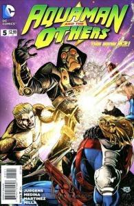 Aquaman and the Others #5 VF/NM; DC   save on shipping - details inside