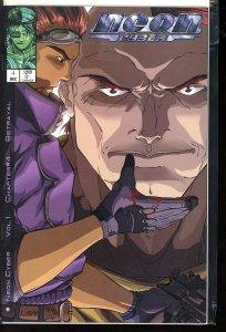 Neon Cyber #4 (1999)