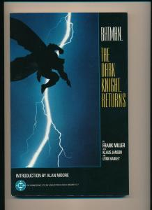 DC Comics BATMAN The Dark Knight Returns GN TPB ~ 1986 VF/NM (PJ48)