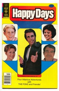HAPPY DAYS #1 - First ISSUE-HENRY WINKLER-RON HOWARD-COMIC BOOK VF/NM