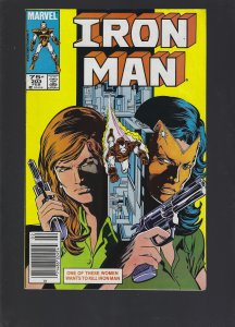 Iron Man #203 (1986)