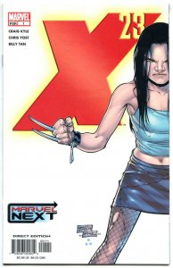 X-23 #1, VF/NM, Wolverine's Daughter,Teenager, Claws, 2005, more in store
