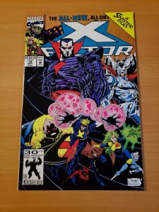 X-Factor #78 Direct Market Edition ~ NEAR MINT NM ~ (1992, Marvel Comics)