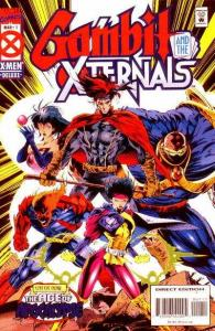 Gambit and the X-Ternals #1, NM (Stock photo)