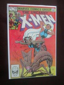 Uncanny X-men #165 Direct - VF - 1983