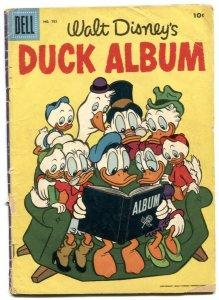 Walt Disney's Duck Album -Four Color Comics #782 1956 G
