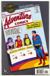 Millennium Edition: Adventure Comics #247 2000- reprints 1st Legion