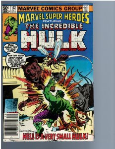 Marvel Super-Heroes #102 (1981)