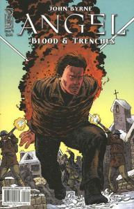 Angel: Blood & Trenches #2 VF/NM; IDW | save on shipping - details inside