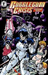Bubblegum Crisis: Grand Mal #4, NM (Stock photo)