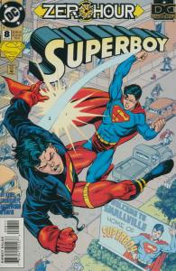 Superboy (3rd Series) #8 VF/NM; DC | save on shipping - details inside