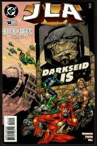 JLA Justice League of America #14  (Jan 1998, DC)  9.0 VF/NM