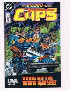 Cops #2 VF DC Comics Comic Book Sept 1988 DE22