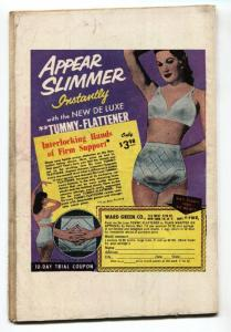 HORRIFIC #9 1954-COMIC MEDIA-WEREWOLF-MONSTERS-DON HECK-PRE-CODE-vg