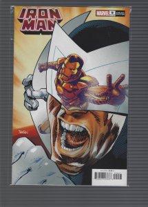 Iron Man #9 Variant