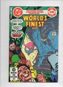 WORLD'S FINEST #281, VF, Batman, Superman, Shazam, 1941 1982, more in store