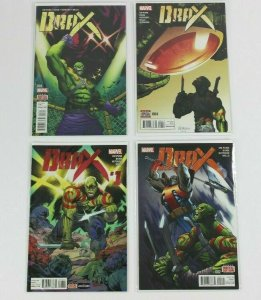 DRAX Volume 1 Issues #1-4 Lot Marvel Comics 2016