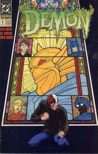 Demon (1990 series) #8, NM (Stock photo)