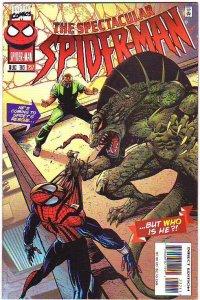 Spider-Man, Peter Parker Spectacular #237 (Aug-96) NM+ Super-High-Grade Spide...