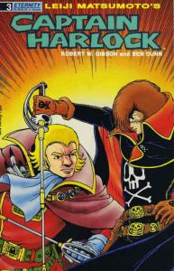 Captain Harlock #3 FN; Eternity | save on shipping - details inside