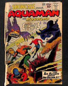 Showcase #31  DC Comics
