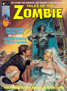 Tales of The Zombie #9 (ungraded) stock photo ID# B-10