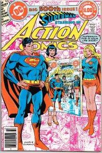 Action Comics #500 (1979)