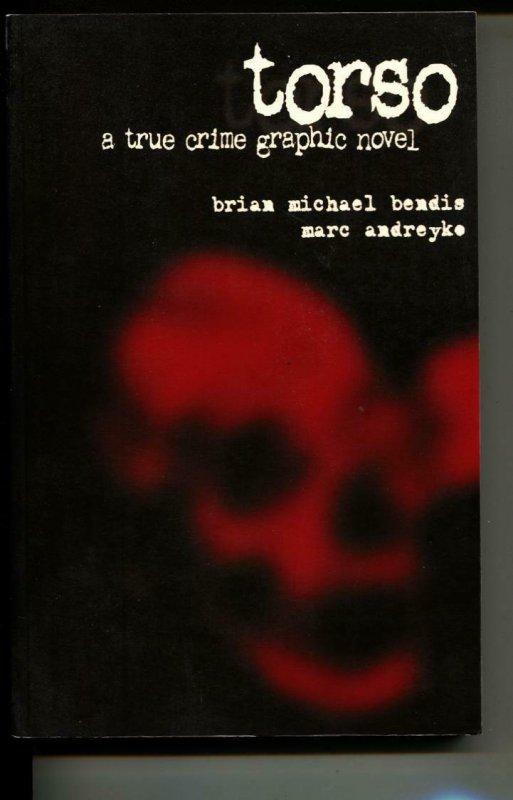 Torso Trade Paperback TPB Brian Michael Bendis-Marc Andreyke