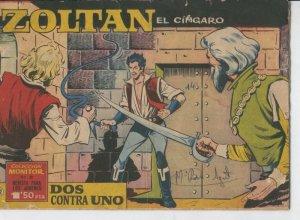 Zoltan el Cingaro numero 22: Dos contra uno