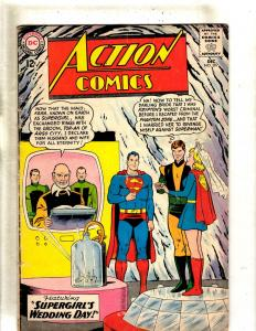 Action Comics # 307 FN- DC Comic Book Feat. Superman Smallville Kryptonite JF11