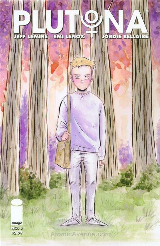 Plutona #5 VF/NM; Image | save on shipping - details inside